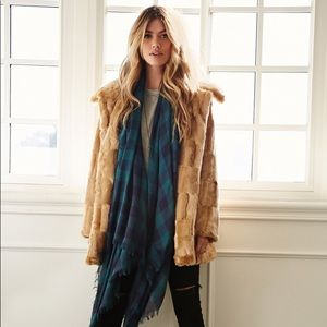 Forever 21 Faux Fur Coat